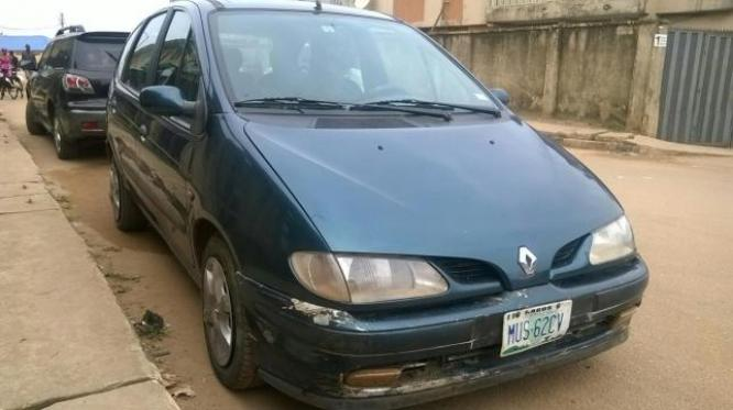 2001 Renault megane Clean no issue, auto