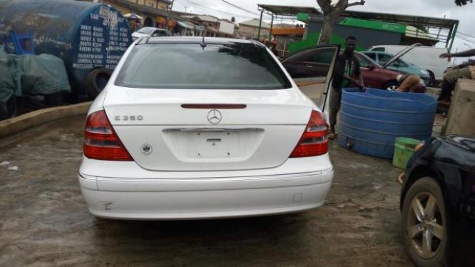 2006/07 Mercedes Benz E350