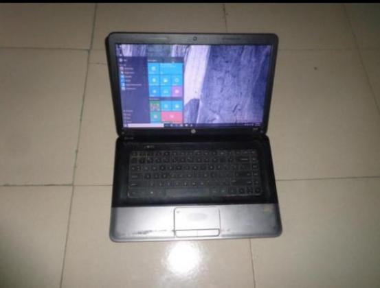 HP 650 with Radeon HD dedicated graphics card