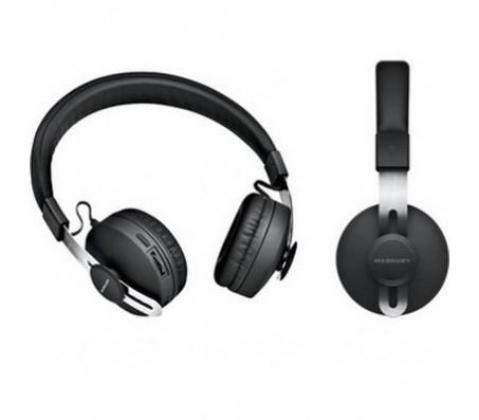 Merkury Signals Bluetooth On-Ear Headphones - Black