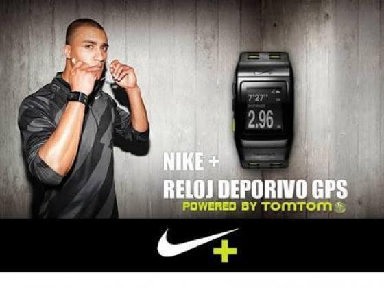 Nike Sport watch GPS by TomTom