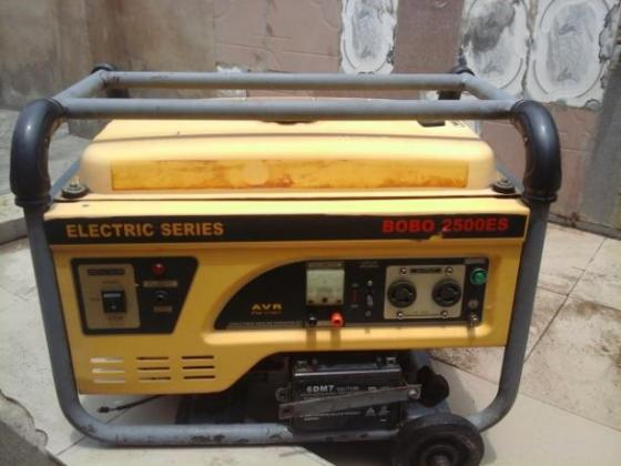 Thermocool Generator Electric Series BOBO2500 ES