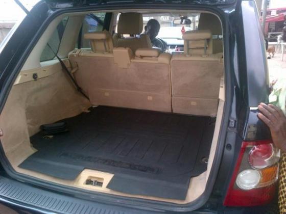 Toks Range Roverr Sport supercharged 6.3m net