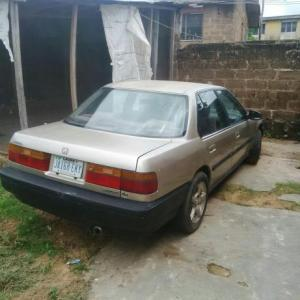 A well clean honda halah is available for sale