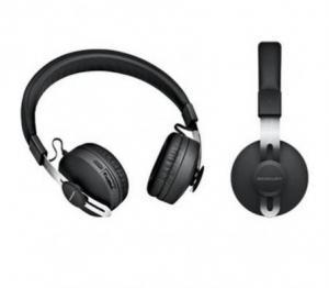 Merkury Signals Bluetooth On-Ear Headphones - Black