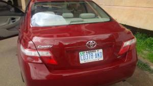 Toyota Camry 2010 Exactly Like NEW (Perfect Tyre Treading)