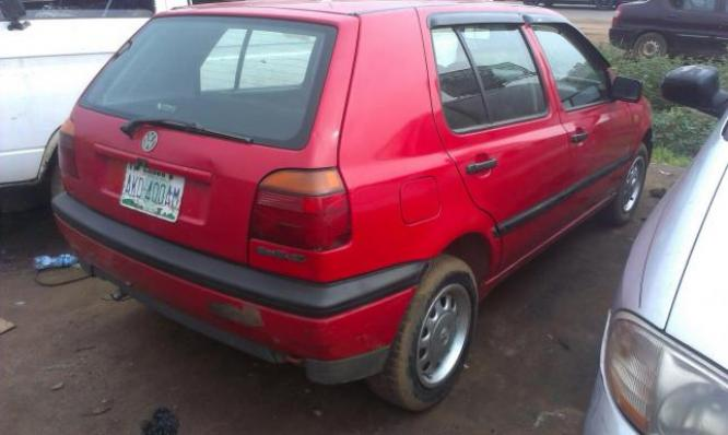 Buy and drive a clean golf