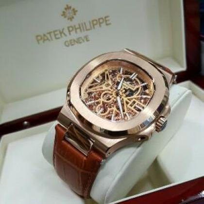 Patek philippe skeleton watch