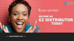 EZ Distributors Needed