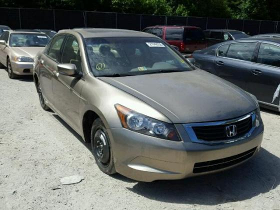 2010 HONDA ACCORD AVAILABLE FOR SALE AT AUCTION PRICE