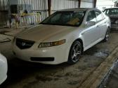 Neatly Used Acura white  Year,2005
