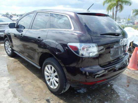 MAZDA CX-7 2009 MODEL FOR SALE AT AUCTION PRICE CALL 08067816891 FOR FULL DETAILS