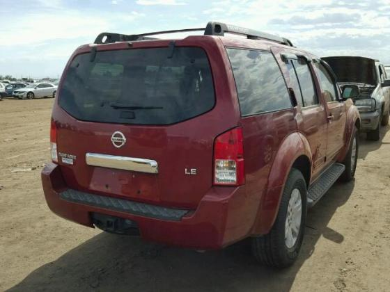 2010 NISSAN PATHFINDER FOR SALE AT AUCTION PRICE CALL MR FELIX ON 08067816891 FOR FULL DETAILS