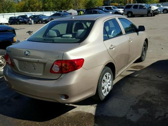FULL LOADED CLEAN TOYOTA COROLLA FOR SALE CONTACT 08067816891
