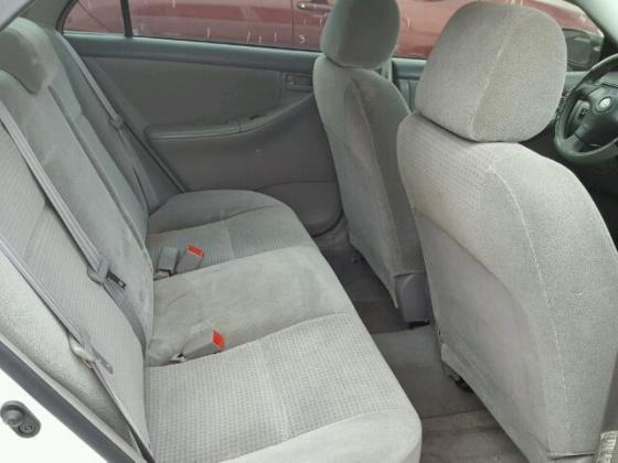 CLEAN FULL LOADED  TOYOTA COROLLA  FOR SALE CALL MR FELIX ON 08067816891