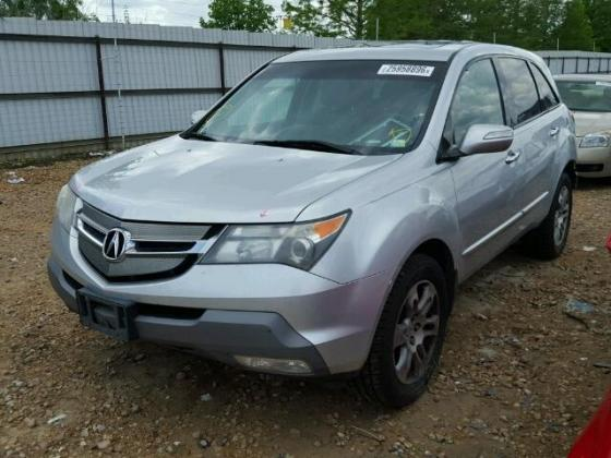 ACURA MDX 2009 MODEL FOR SALE AT AUCTION PRICE CALL MR FELIX ON 08067816891
