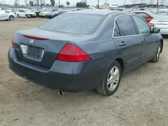 CLEAN 2007 HONDA ACCORD FOR SALE AT AUCTION PRICE CALL 08067816891