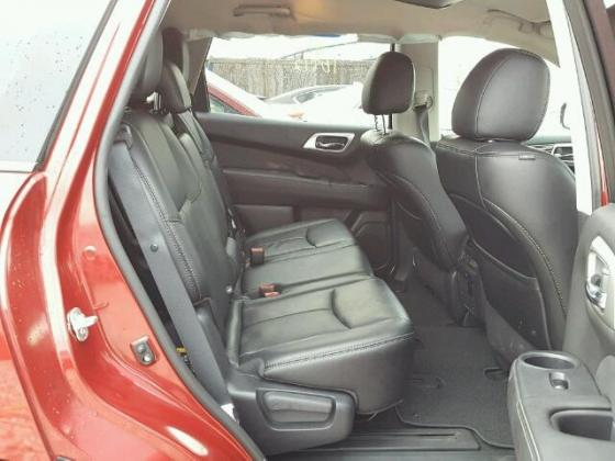 2015 NISSAN PATHFINDER JEEP FOR SALE CONTACT 08067816891