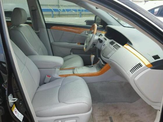 2008 TOYOTA AVALON FOR SALE AT AUCTION PRICE CALL MR FELIX ON 08067816891 FOR FULL DETAILS