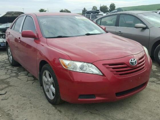2009 TOYOTA CAMRY FOR SALE AT AUCTION PRICE ‎₦450,000