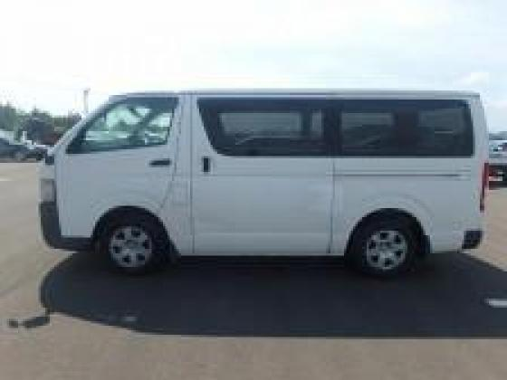 NIGERIA PORT AUTHORITY(NPA) AUCTION TOYOTA HIACE DIRECT TOKUNBO CONTACT