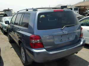 NIGERIA CUSTOMS IMPOUNDED TOYOTA HIGHLANDER JEEP FOR SALE AT AUCTION PRICE CALL 08067816891