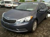 CLEAN AND NEAT KIA FORTE AVAILABLE FOR SALE AT AUCTION RATE