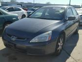N.C.S. IMPOUNDED HONDA ACCORD EOD FOR SALE AT AUCTION RATE PRICE