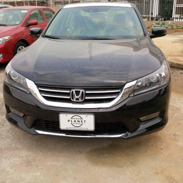 Honda Accord 2015 Pictures: Public Ads Honda Cars Nigeria