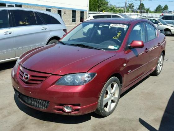 N.C.S. IMPOUNDED MAZDA 3 FOR SALE AT AUCTION PRICE