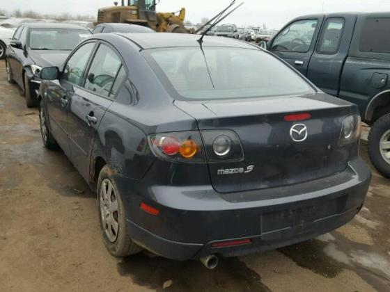 MAZDA 3 FOR SALE AT AUCTION PRICE CALL 08067816891