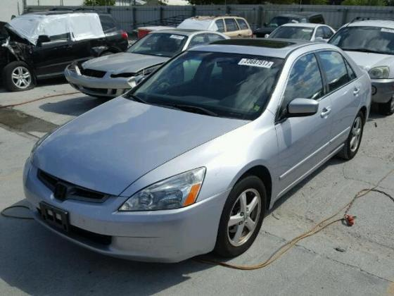 NIGERIA CUSTOMS IMPOUNDED HONDA ACCORD EOD FOR SALE