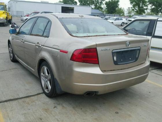 NIGERIA CUSTOMS IMPOUNDED ACURA TL FOR SALE AT AUCTION PRICE CALL 08067816891