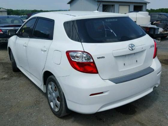 CLEAN SUPER TOYOTA MATRIX FOR SALE CALL 08067816891