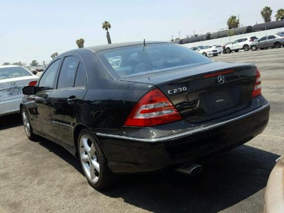 SUPER CLEAN MERCEDES C230 FOR SALE AT AUCTION PRICE CALL 08067816891