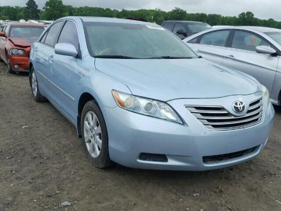 2008 Toyota Camry for sale on auction