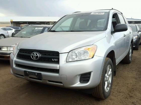 2010 Toyota Rav4 for sale on auction