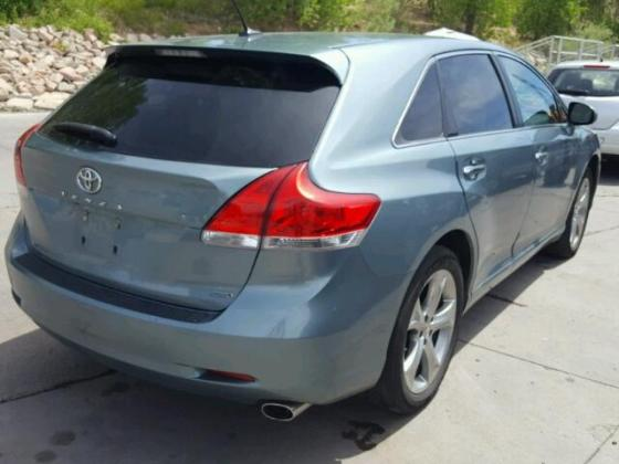 2014 Toyota Venza for sale on auction