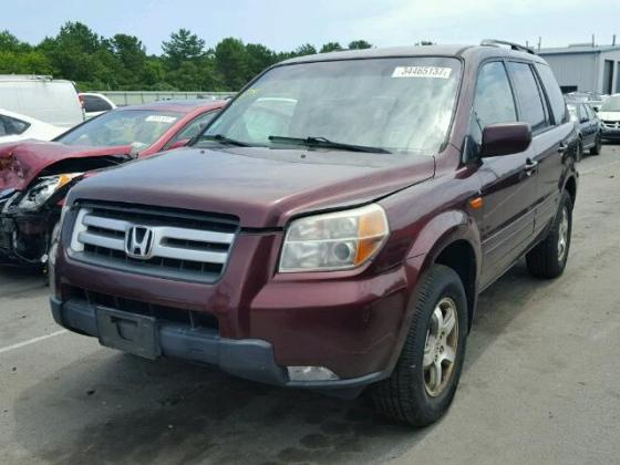 2008 MODEL HONDA PILOT JEEP FOR SALE CALL 08067816891