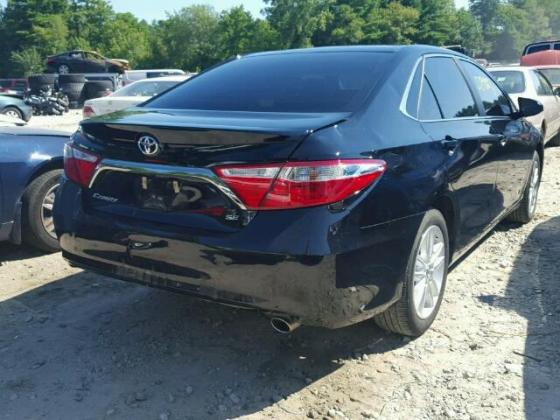 2015 Honda Accord for sale on auction
