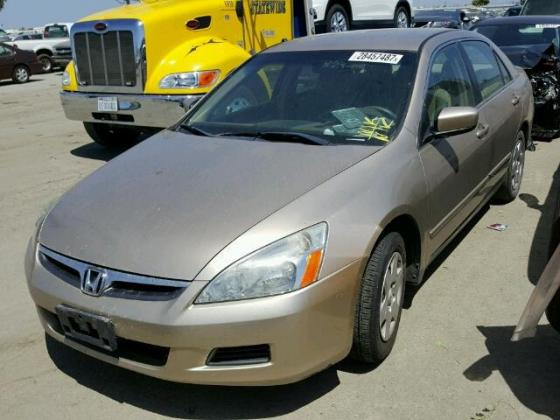 2007 FULL LOADED HONDA ACCORD FOR SALE CALL 08067816891