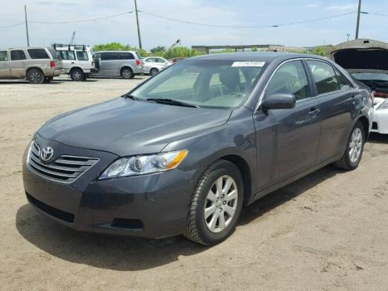 2009 TOYOTA CAMRY FOR SALE CALL 08067816891