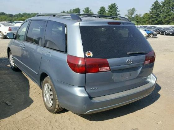 full loaded sienna for sale