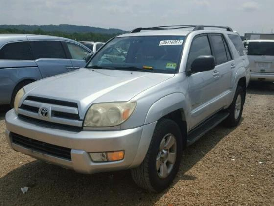 NIGERIA CUSTOMS IMPOUNDED TOYOTA 4RUNNER FOR SALE AT AUCTION PRICE CALL 08067816891