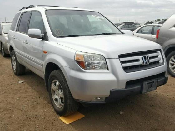 2008 HONDA PILOT JEEP AVAILABLE FOR SALE