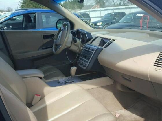 NIGERIA CUSTOMS IMPOUNDED NISSAN MURANO FOR SALE AT AUCTION PRICE CALL 08067816891