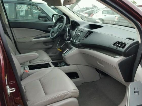 2014 FULL LOADED HONDA CR-V FOR SALE CALL 08067816891