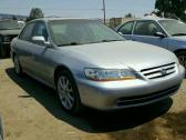 NIGERIA CUSTOMS IMPOUNDED 2002 HONDA ACCORD FOR SALE