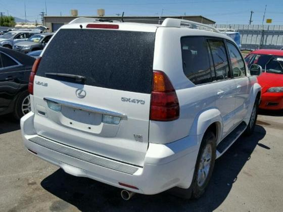 CLEAN LEXUS GX-470 FOR SALE AT AUCTION PRICE CALL 08067816891