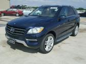 FOR SALE 2014 MERCEDES ML-350 JEEP AT AUCTION PRICE CALL 08067816891
